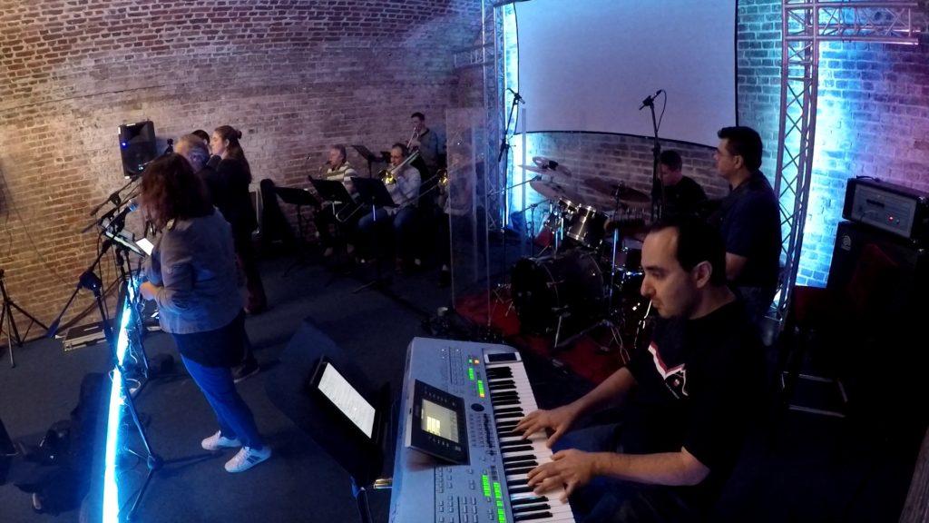 orchestre clavier sussudio Phil Collins Tribute